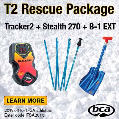 Back Country Access T2 Rescue Package
