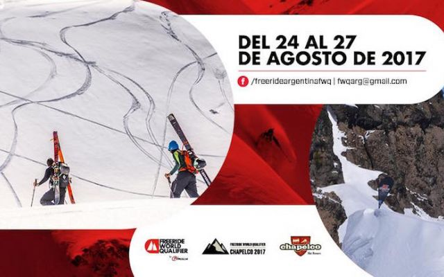 Chapelco Freeride FWQ Update