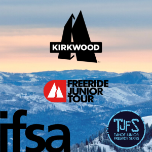 2020 Kirkwood Tahoe Freeride IFSA Junior National 3*