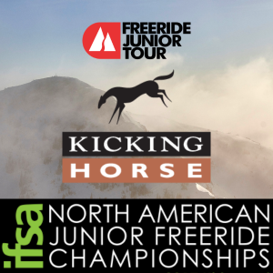 2019 IFSA North American Junior Freeride Championships - Kicking Horse