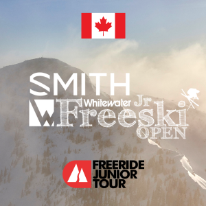 2019 Whitewater SMITH Junior Freeski IFSA Junior Regional 2*