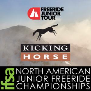 2019 IFSA North American U12 Freeride Championship - Kicking Horse