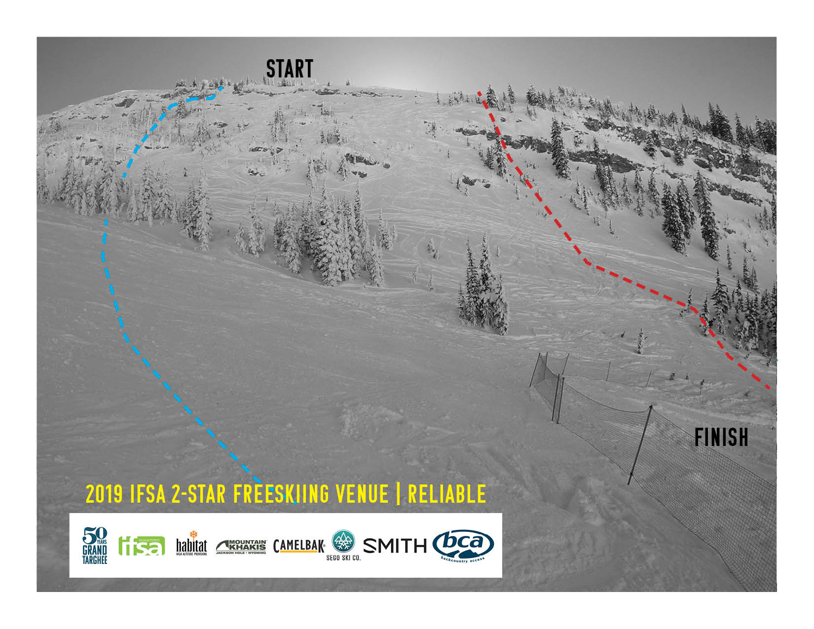 2019 freeski map reliable