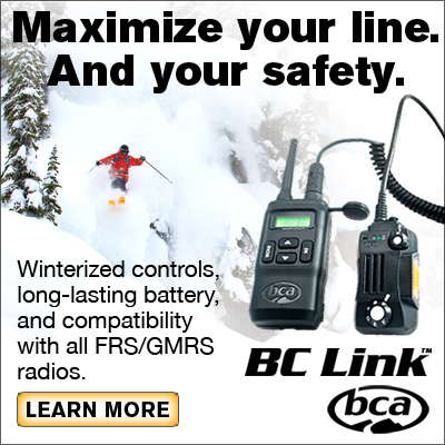 Back Country Access BC Link