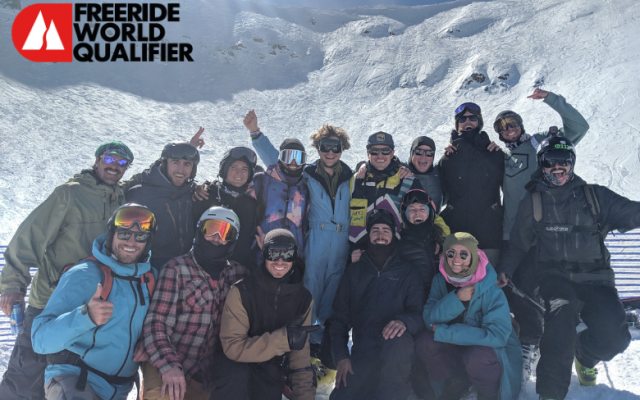 South Americans Storm Breckenridge FWQ 2*