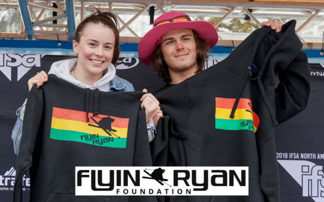 Flyin' Ryan Awardees honored at IFSA Junior NorAm Champs