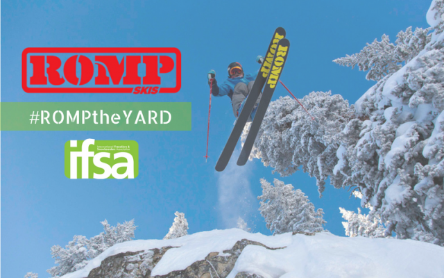 ROMP SKIS #ROMPtheYARD Contest