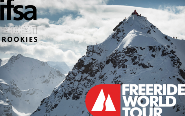 Meet The IFSA Region 2 Freeride World Tour 2021 Rookies