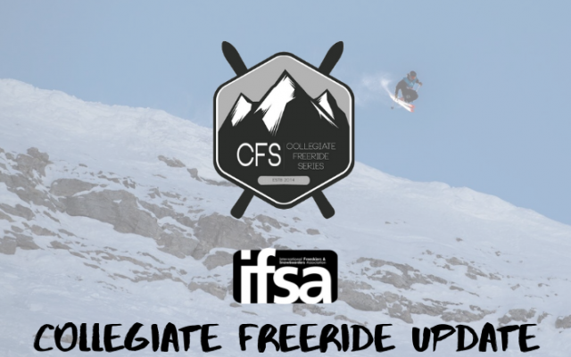 2020 Collegiate Freeride Series Awards