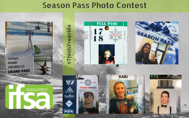 IFSA Season Pass Photo Contest!